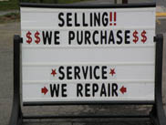 We Sell We Purchase